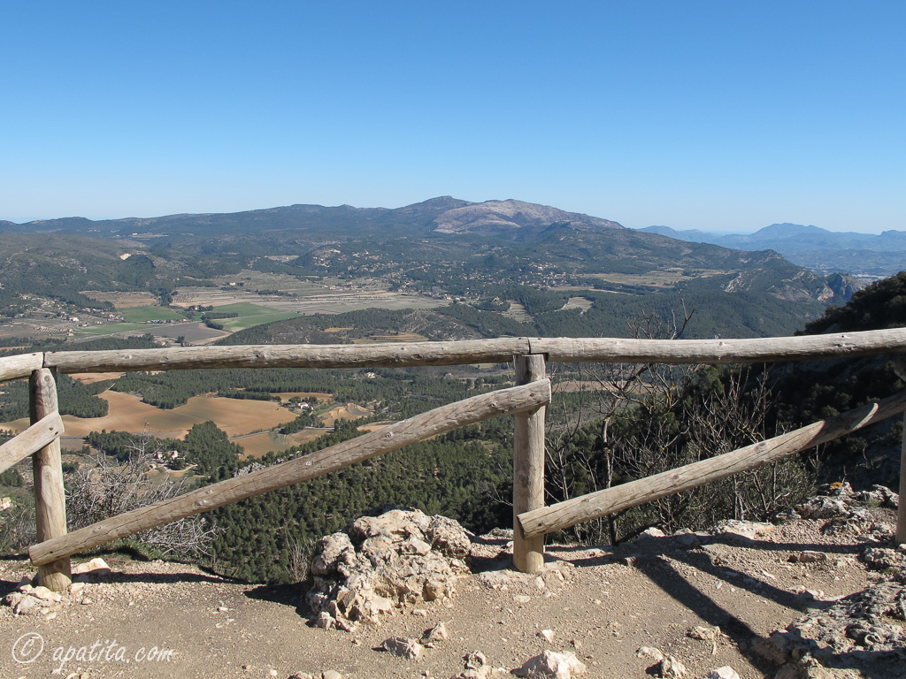 Mirador de Pilatos